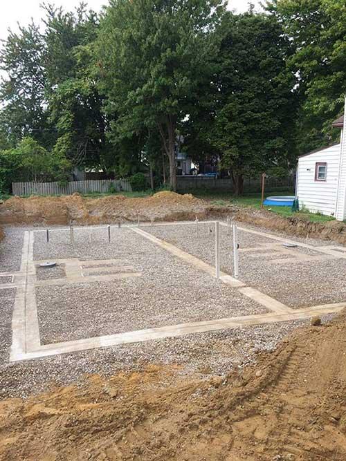 Concrete Foundations Windsor, Leamington