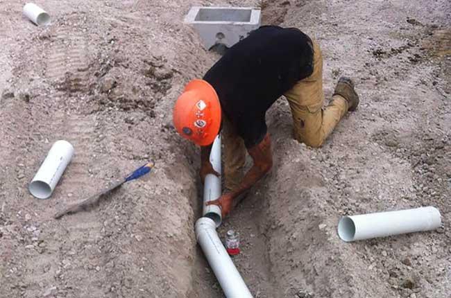 Drainage Contractor, Essex, Ontario